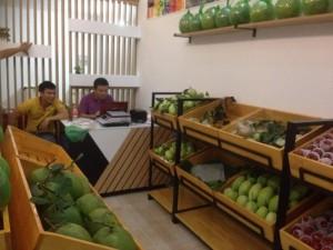 Phần mềm quản lý thu chi cho cửa hàng trái cây, thực phẩm