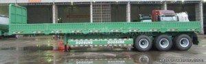 Bán Mooc Sàn Rút 21m3 Chở Thép Ống, thép Thanh Doosung