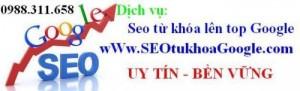 Với Dịch vụ SEO website –SEO từ khóa của chúng tôi sẽ giúp bạn, đưa trang web của bạn tới với người dùng đầu tiên khi họ tìm kiếm trên mạng Internet.