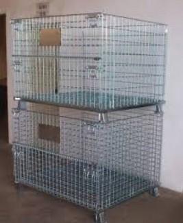 Chuyên cung cấp lồng lưới thép, sọt lưới thép, lồng trữ hàng, xe chuyển hàng hóa