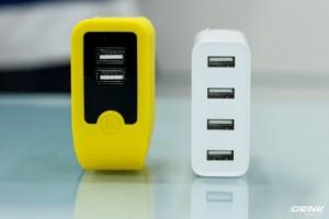 Sạc Nhanh 4 Cổng Xiaomi Mi USB Charger 4 Ports, Xiaomi Chính Hãng - MSN181135