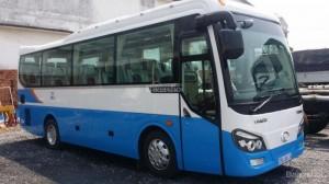 Bán xe bus thaco trường hải couty 29 chỗ ,  34 chỗ , 39 chỗ, 47 chỗ