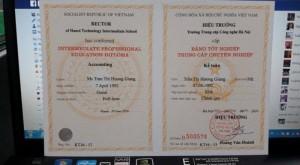 Học văn bằng 2 kế toán tại Hà Nội