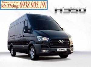 Xe Hyundai H350 xe mini bus đẳng cấp Châu Âu