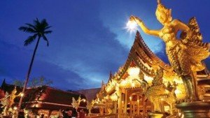 Lạng sơn - Bangkok - Safari world – Pattaya.
