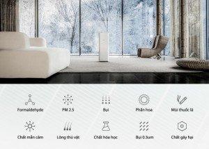 Xiaomi Mi Air Purifier 2, Chính Hãng Xiaomi
