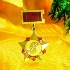 Sản xuất kỷ niệm chương bằng đồng