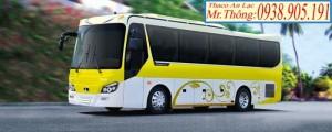 Bán xe Thaco Town TB82S 29 chỗ đời 2017 mới 100%