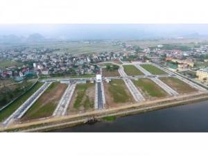 Bán 100 suất đất 280tr/70m2, 378tr/90m2 giá niêm yết Tại trung tâm TP Phủ Lý