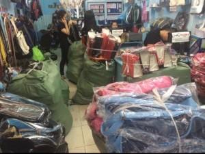 Xưởng may balo túi xách giá rẻ chuyên may ba lô, túi xách quảng cáo, các loại uy tín - chất lượng - giá rẻ tại TPHCM
