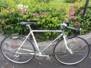 Xe đạp đua cổ điển Panasonic (Japan )