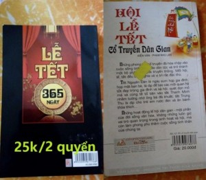 Combo 2 quyển sách Lễ tết Việt Nam
