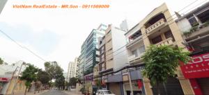 Bán Nhà Mặt Tiền Nguyễn Đình Chiểu, Mặt tiền rộng 6.5m, Khu vực kinh doanh sầm uất, Nhộn nhịp.