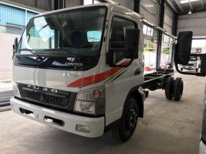 Xe Fuso Canter 7.5 Chassi