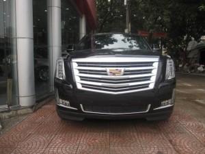Xe Cadillac escalade platinum 2016, màu đen, nhập mỹ