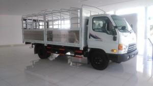 Bán xe tải hyundai hd500 tải trọng 5 tấn, hd650 tải trọng 6.4 tấn, chỉ cần 200 triệu có xe ngay
