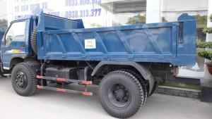 Xe ben Thaco Forland tải trọng chở hàng 6 tấn, tổng tải 11 tấn