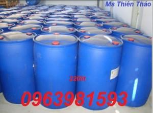 Thùng phuy, thùng phuy 220 lít, thùng đựng hóa chất, thùng phuy giá rẻ