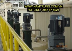 Động cơ giảm tốc SEW dùng cho xử lý nước thải. Liên hệ: Lê Công Thạnh – 0987875021
