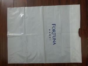 Túi giặt là in logo công ty