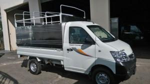 Xe tải nhỏ máy xăng 500kg,700kg,950kg,xe towner 950a, xe tải thaco towner 950a - 880kg,chỉ với 70 triệu là có xe ngay.