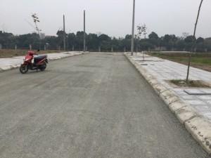 Bán đất tại thành phố Phủ Lý Hà Nam. 280tr/ suất, mặt tiền 5m.