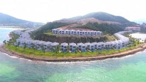 10 tỷ sở hữu căn mặt biển đắt giá nhất Vinpearl Bãi Trũ Nha Trang. Cho thuê 230tr/th
