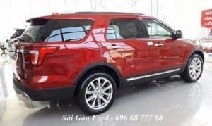 Ford Explorer giá ưu đãi nhất miền Tây, hỗ trợ vay lãi suất thấp