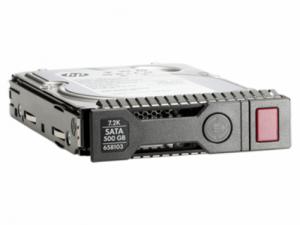 Ổ  cứng lưu trử HDD HP 3.5in 500GB 6Gbs SATA 7.2K LFF (3.5-inch)