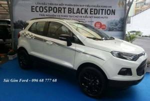 Ford Ecosport Black Edition giá rẻ tại Long An, Tặng Full phụ kiện, cho vay lãi suất thấp, giao xe nhanh