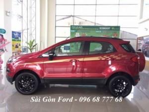 Ford Ecosport Trend MT giá rẻ tại Bình Thuận, Hỗ trợ vay nhanh lãi suất thấp, giao xe nhanh, khuyến mãi phụ kiện xe
