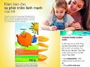 Dành cho trẻ biếng ăn, suy dinh dưỡng