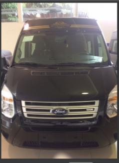 Ford Transit Limousine - Sài Gòn Ford giá...