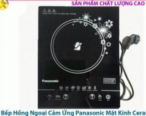 Bếp hồng ngoại Panasonic cảm ứng