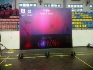 Cho thuê bục sân khấu khung backdrop phục vụ event