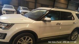 Xe 7 chổ Ford Explorer nhập khẩu Mỹ, chỉ cần trả trước 436 triệu, giao xe nhanh
