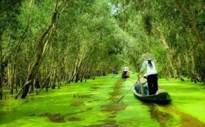 Lạng Sơn – Sài Gòn – Mỹ Tho – Châu Đốc – Hà Tiên – Cần Thơ