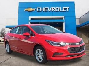 Mua xe Chevrolet Cruze 2017 giá giảm bất ngờ!!! Hỗ trợ vay đến 100% giá trị xe