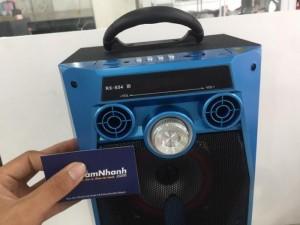 Loa Bluetooth RX-S54 Giá Mềm, Âm Thanh Hay Tặng Kèm Mic Và Remote - MSN388110