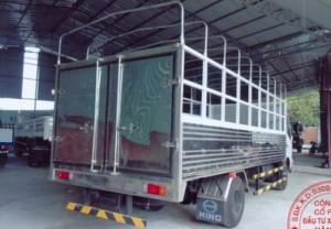 HINO XZU720 tải trọng 4T