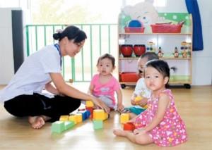 Nhận giữ trẻ tại nhà theo ngày giờ tháng lễ tết