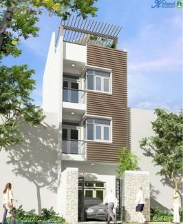 Cho Thuê Nhà 4 tầng Với Đầy Đủ Nội Thất, Nhà Mới 100% tại Thành Phố Đà Nẵng