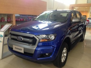 Ford Ranger XLS AT 1 cầu ưu đãi lớn của công...