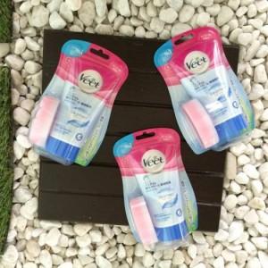 Tẩy lông Veet Nhật Bản 150g (Không cần Wax)