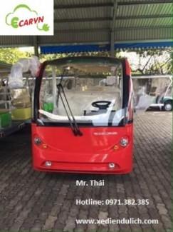 Bán xe điện chở khách du lịch