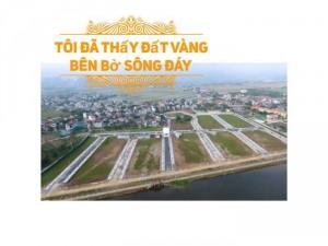 Bán 30 lô đất liền kề, diện tích từ 70-100m2, mặt tiền 5m, giá niêm yết, gần trường ĐH thương mại, sư phạm và công nghiệp.