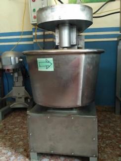 Lò nướng đối lưu 5 khay Southstar, máy trộn bột 7kg