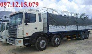 Bán xe tải 4 chân tại hải phòng, bán xe tải 2 dí 2 cầu tại hải phòng