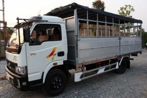 Xe tải veam 340s thùng dài 6.1m/Đại lý xe veam Sóc Trăng