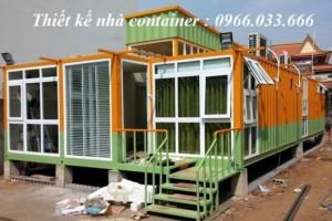 Bán container cũ, container văn phòng tại hà nội